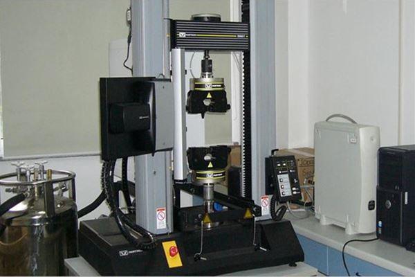Laboratory of mechanical properties of materials