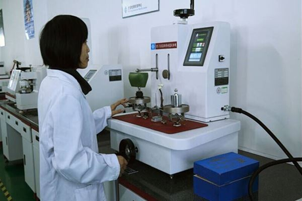 Metering calibration room