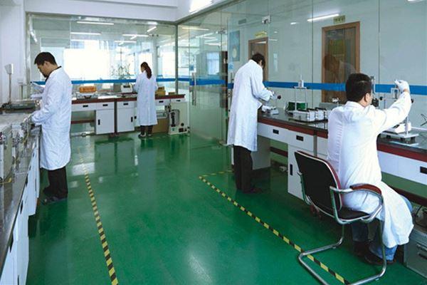 Material corrosion laboratory