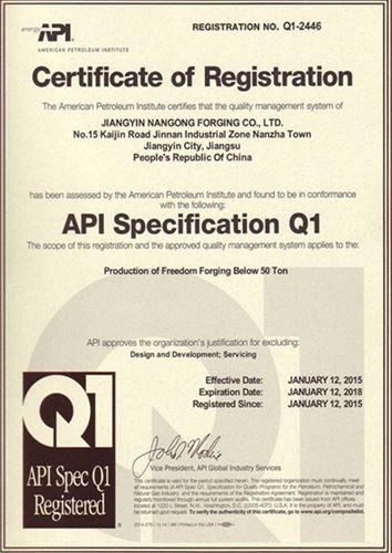 API Spec. Q1